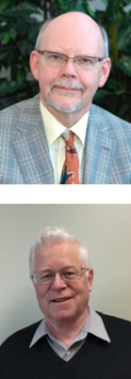 Doug McMillan et Jean-Yves Frappier