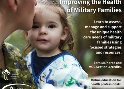 Improving the Health of Military Families